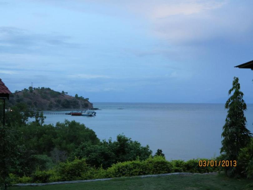 View from Resort