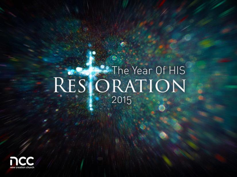 The Year of HisRestoration