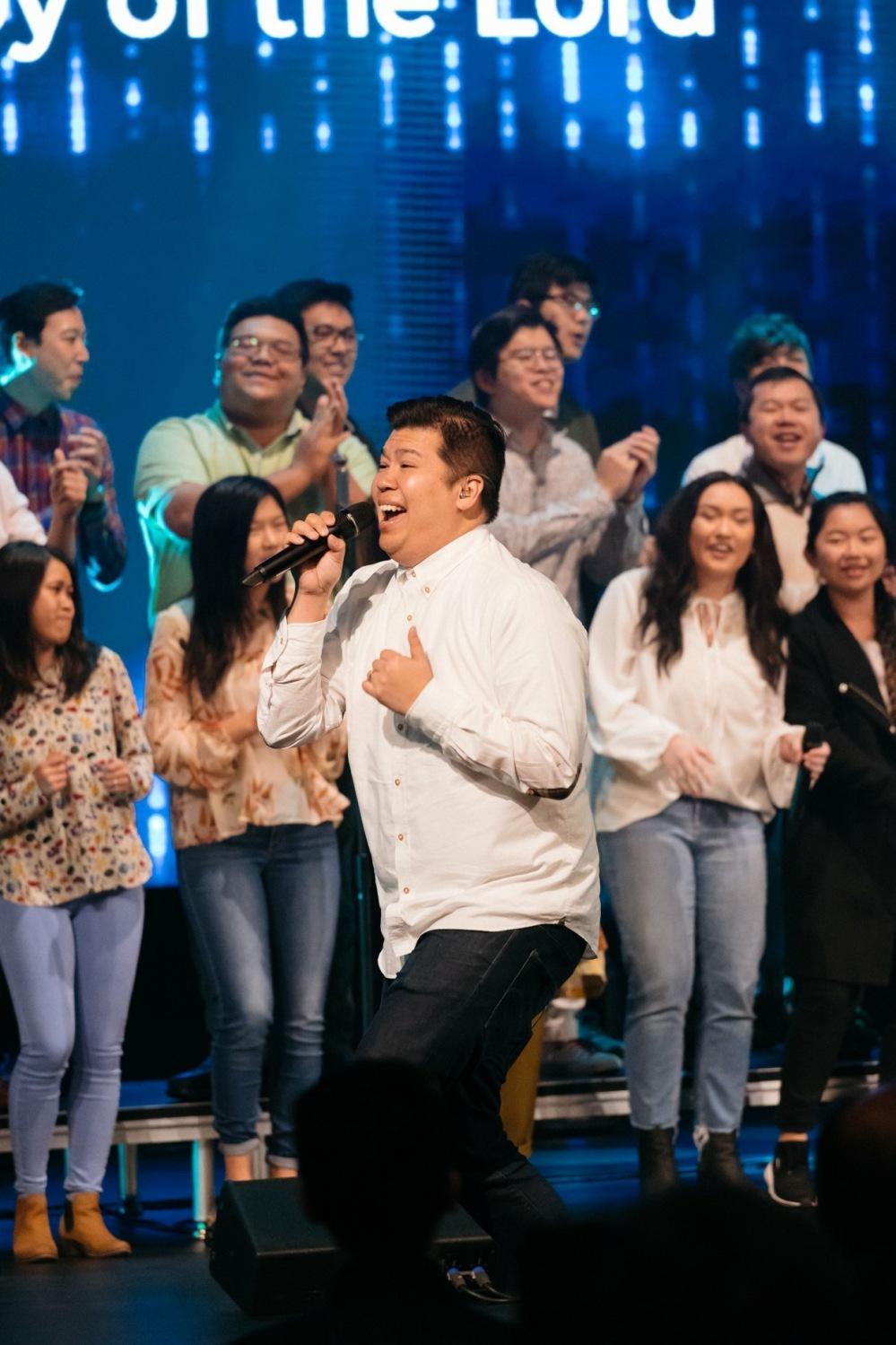 Choir Sunday Photo 1