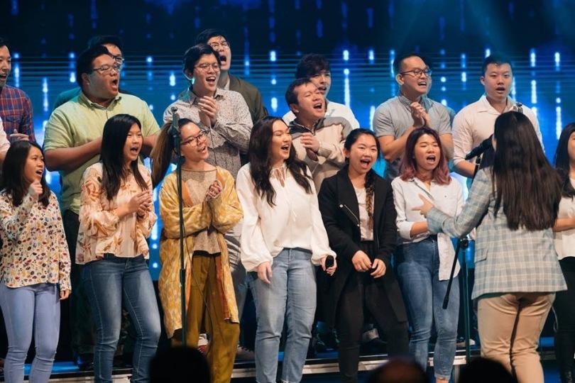 Choir Sunday Photo 2
